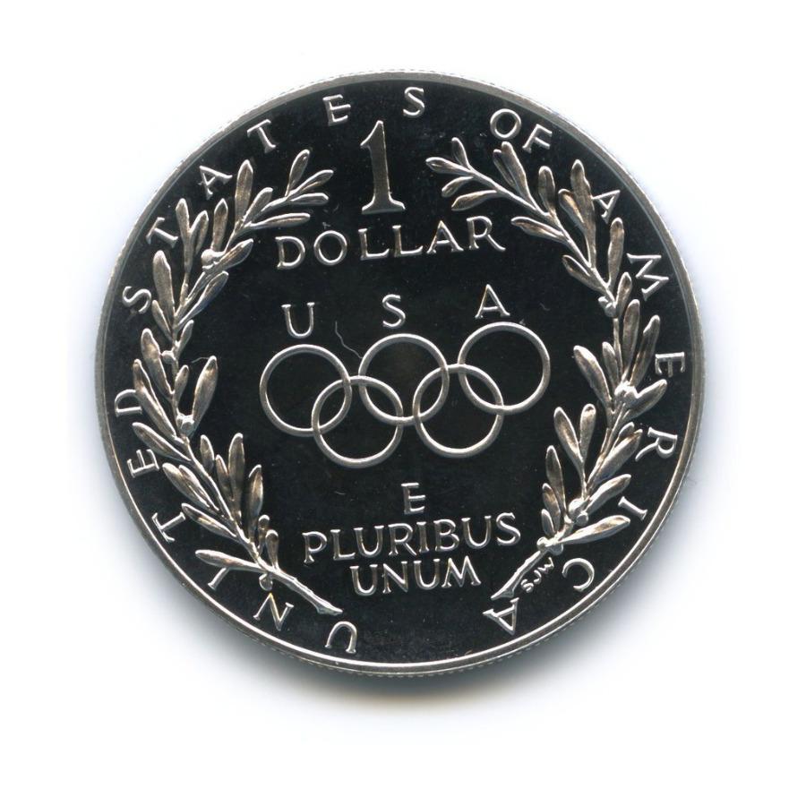 1 доллар - Участие США вОлимпиаде 1988 г. 1988 года S (США)