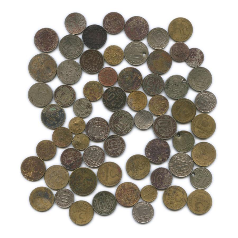 Набор монет СССР (63 шт.) (СССР)