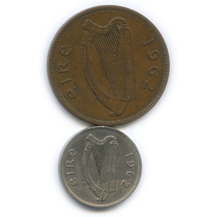 Набор монет 1962 года (Ирландия)