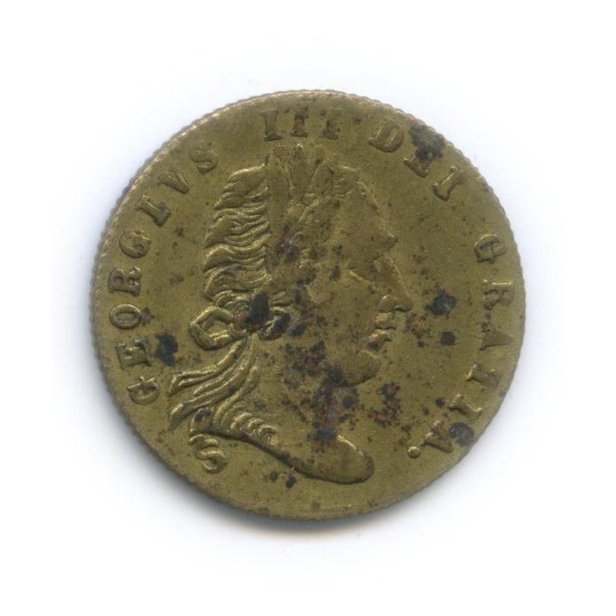Жетон «1 гинея 1788, Великобритания» (копия)