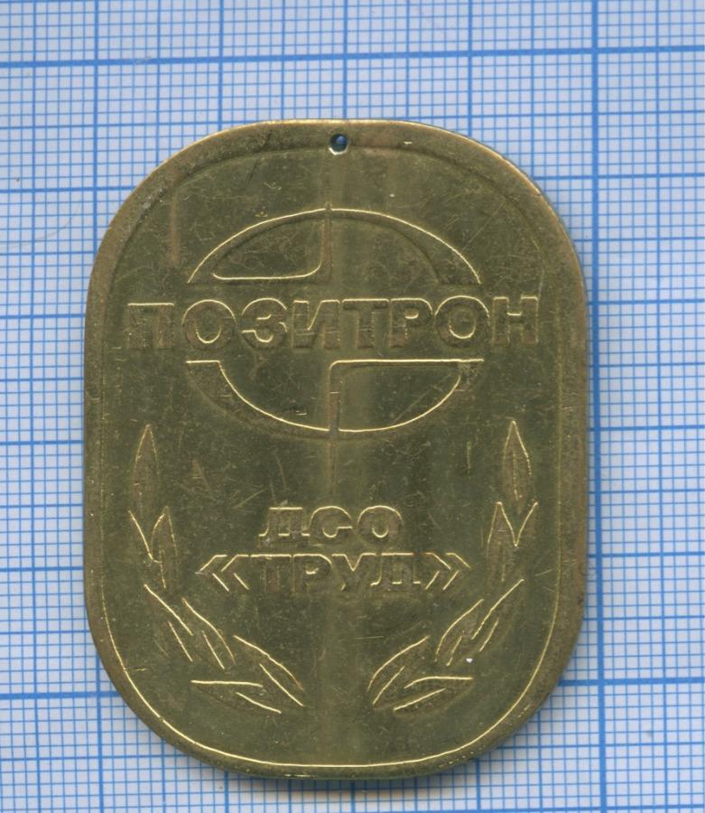 Медаль «Чемпион объединения - Позитрон, ДСО «Труд» (СССР)