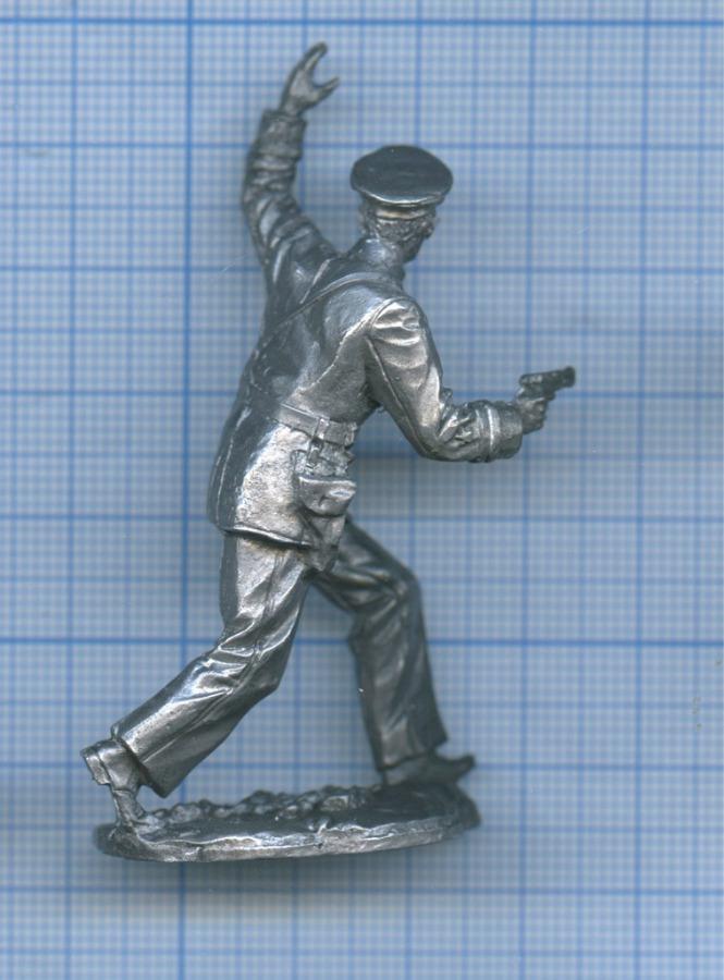 Оловянный солдатик