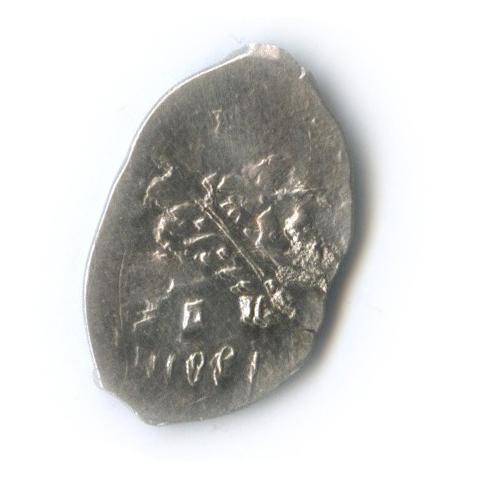 1 копейка - Борис Годунов (1598-1605), Новгород ГК №209 лс-2/ос-2