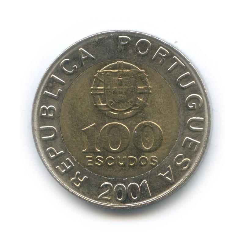 100 эскудо 2001 года (Португалия)