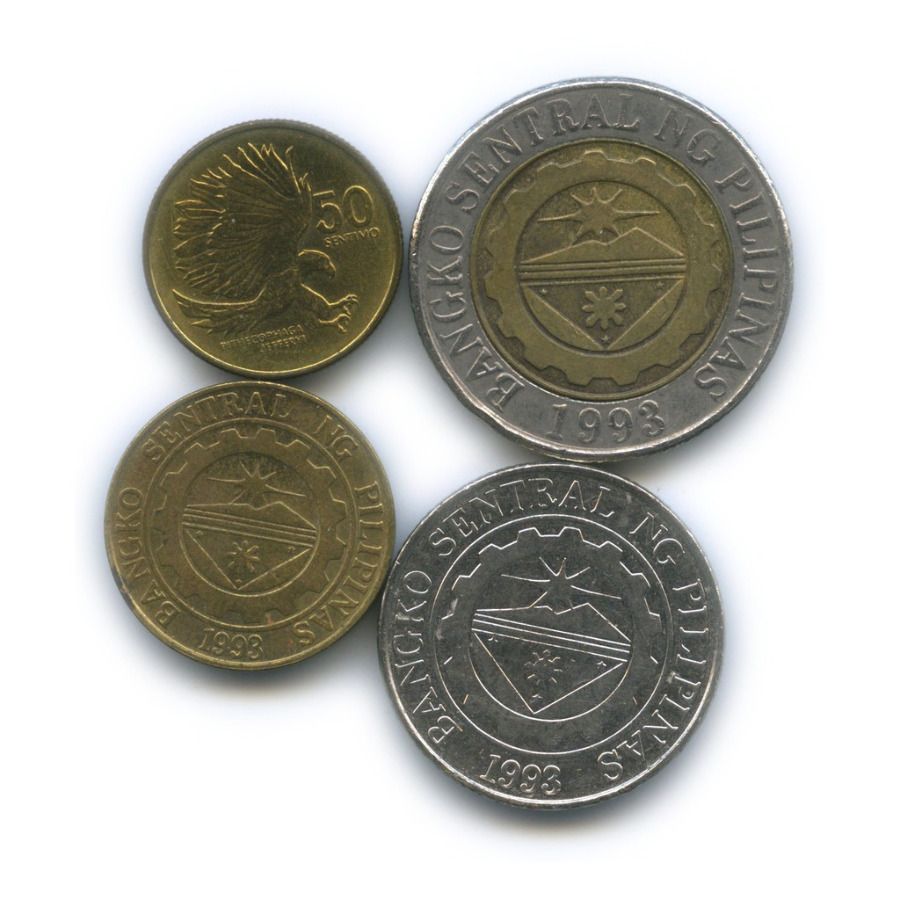 Набор монет (Филиппины)