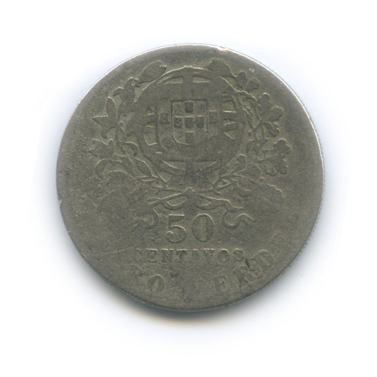 50 сентаво (Португальское Кабо-Верде) 1930 года