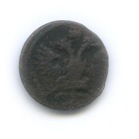 Полушка (1/4 копейки) 1722 года (Российская Империя)