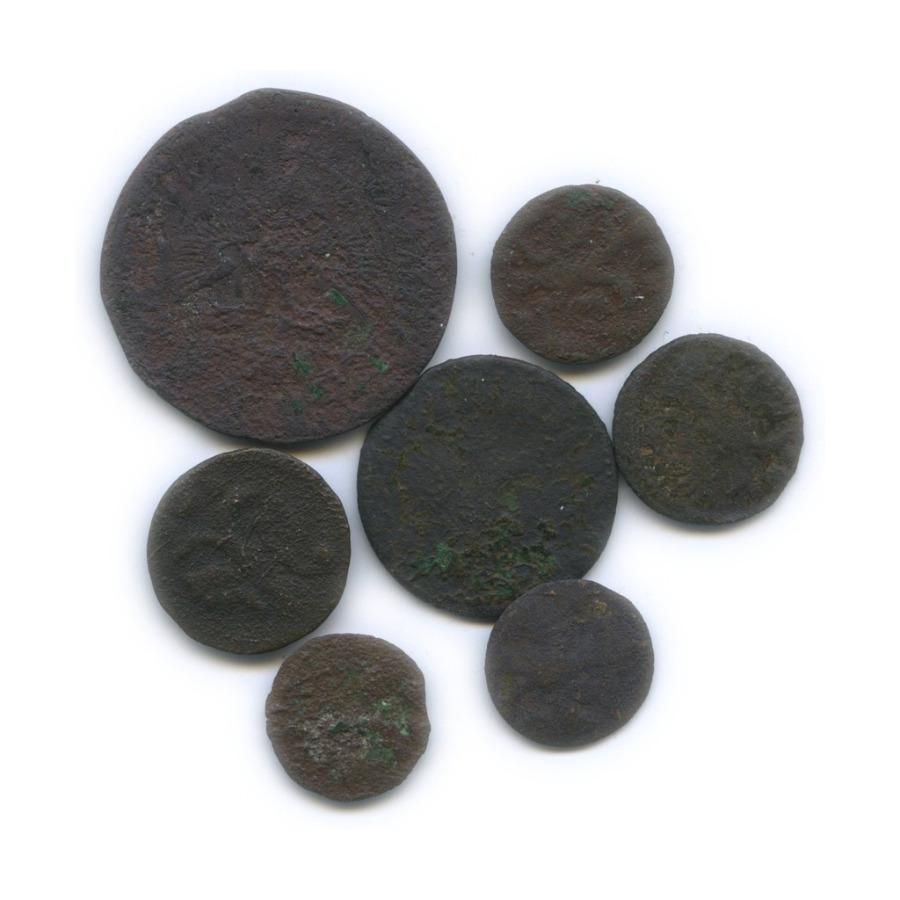 Набор монет, Российская Империя, 1700-е гг. (Российская Империя)