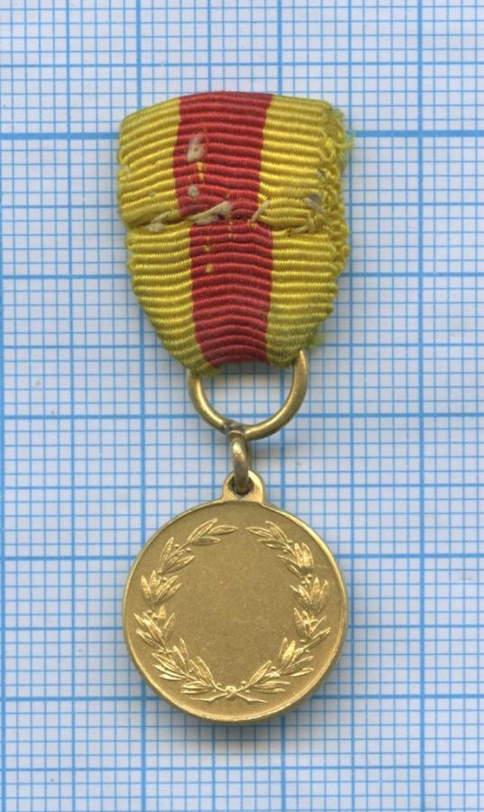 Медаль «Skånska Sångarförbundet, Förtjanstmärke» (Швеция)