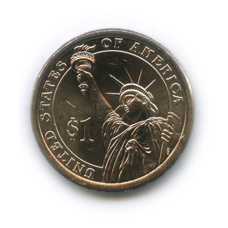 1 доллар — 38-й Президент США - Джералд Рудольф Форд (1974-1977) 2016 года (США)