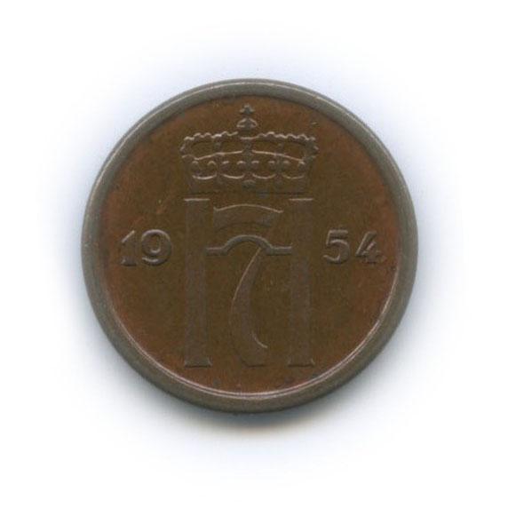 1 эре 1954 года (Норвегия)