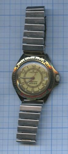 Часы наручные «Capitan». Рабочие. (Россия)