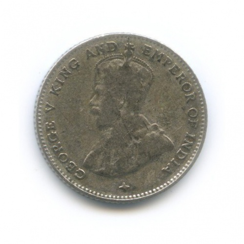 10 центов, Стрейтс-Сетлментс 1919 года