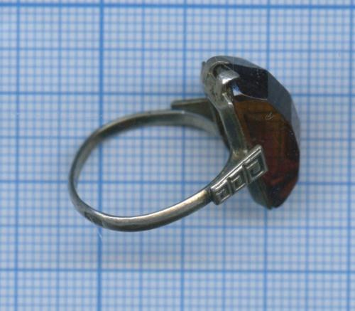 Кольцо (серебро, 875 проба) (СССР)