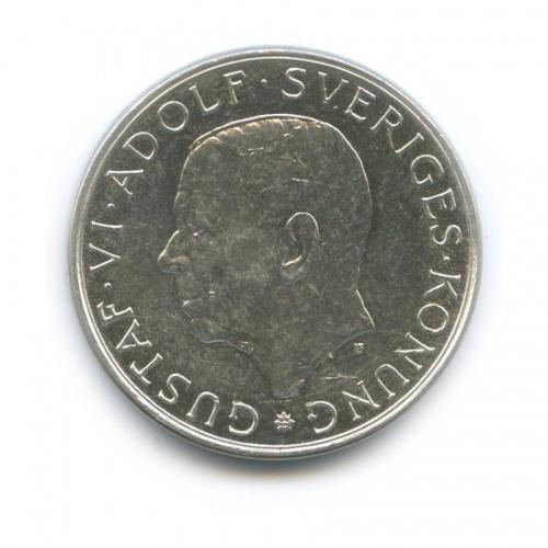 10 крон — 90 лет содня рождения Густава VIАдольфа 1972 года (Швеция)