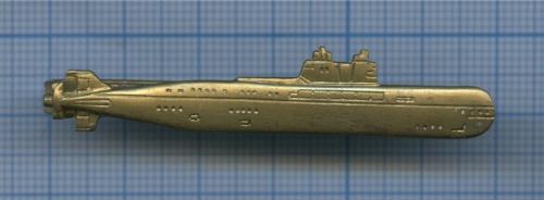 Зажим для галстука «ВМФ» (Россия)