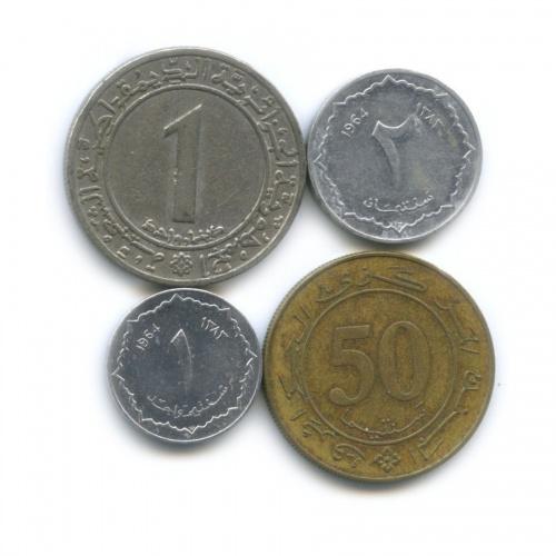 Набор монет (Алжир)