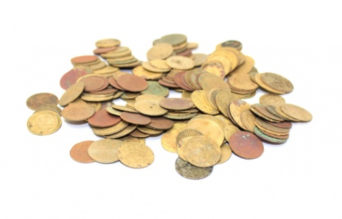 Набор монет СССР (200 штук) (СССР)