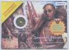 50 сентимо (воткрытке, наклее) 1949 года (Испания)