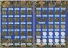 Набор монет 10 рублей вальбоме «Памятные июбилейные десятирублевые монеы России» 2010-2015 (Россия)