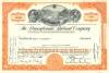 20 акций «The Pennsylvania Railroad Company» 1962 года (США)