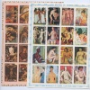 Набор почтовых марок (Экваториальная Гвинея, Аджман)