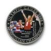 500 тугриков - Олимпийские игры 2008 - Бокс (цветная эмаль) 2008 года (Монголия)