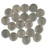 Набор монет 5 копеек (20 шт.) 2009 года С-П (Россия)