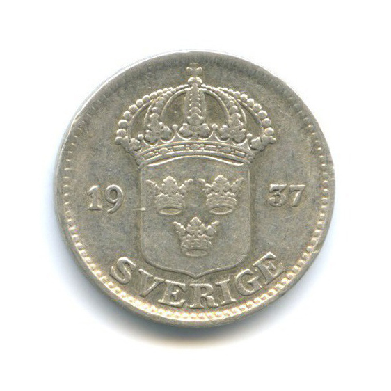 25 эре 1937 года (Швеция)