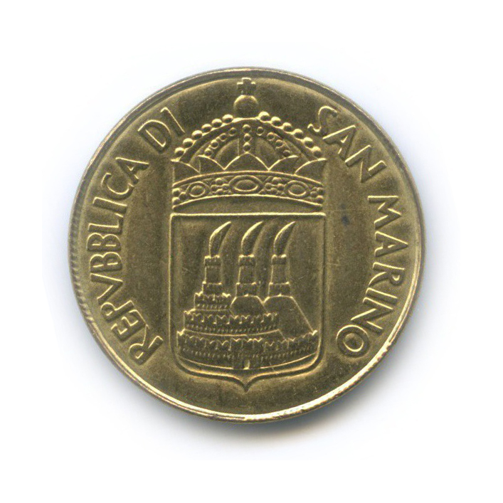 20 лир 1973 года (Сан-Марино)