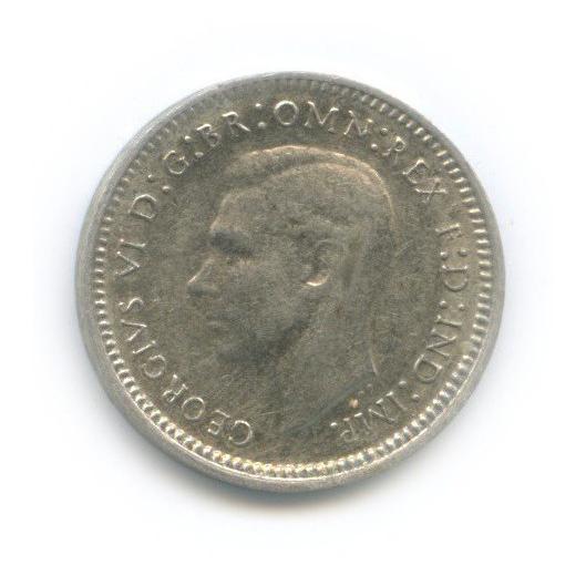 3 пенса 1948 года (Австралия)
