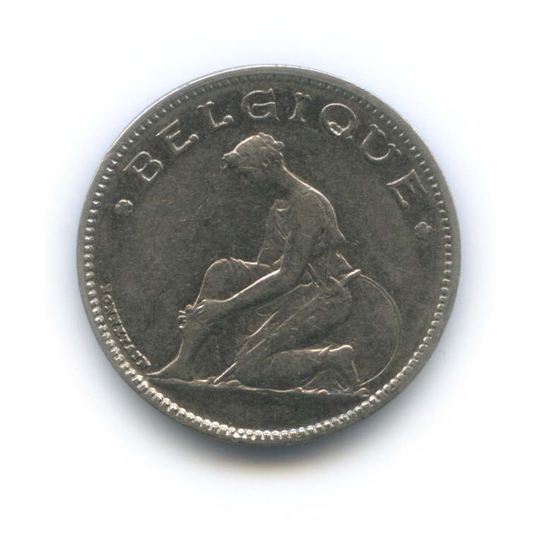 1 франк 1933 года (Бельгия)