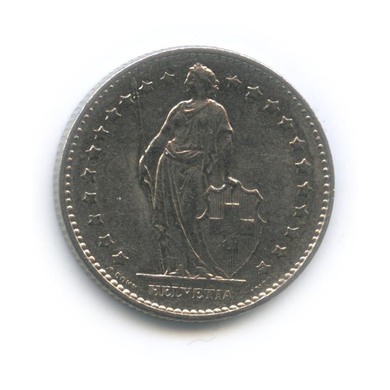1 франк 1978 года (Швейцария)