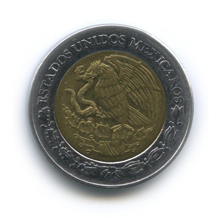 2 песо 1997 года (Мексика)