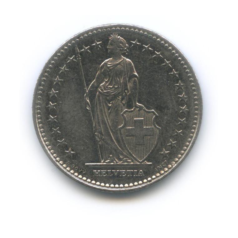 1 франк 1987 года (Швейцария)