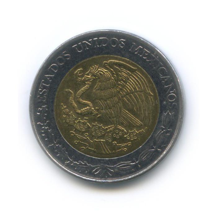 1 новый песо 1992 года (Мексика)
