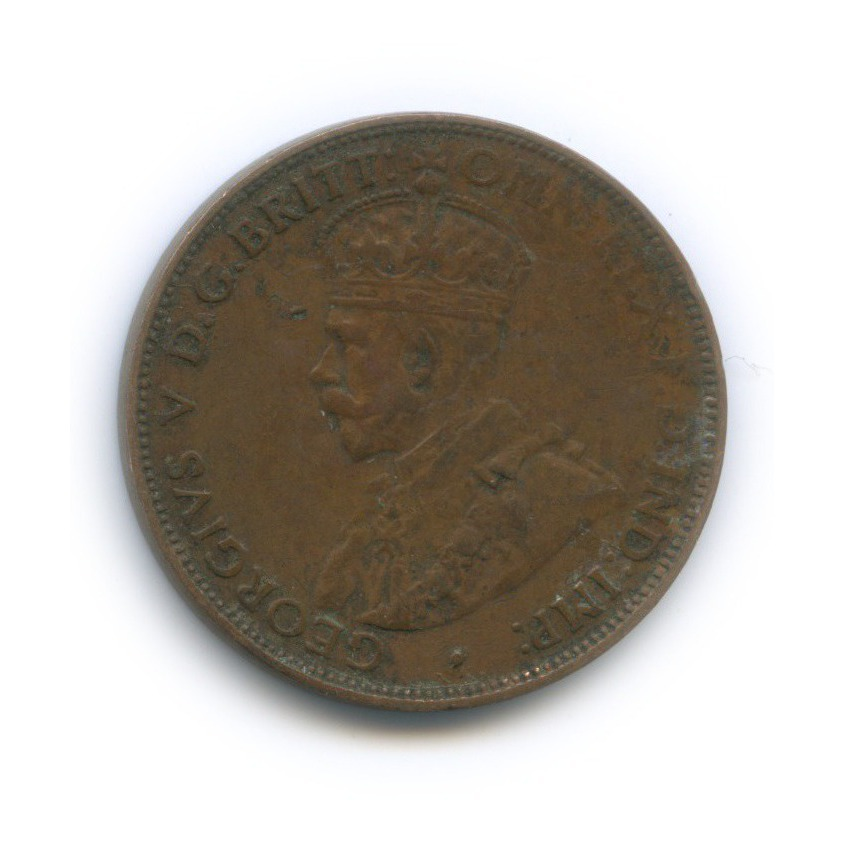 1/2 пенни 1928 года (Австралия)
