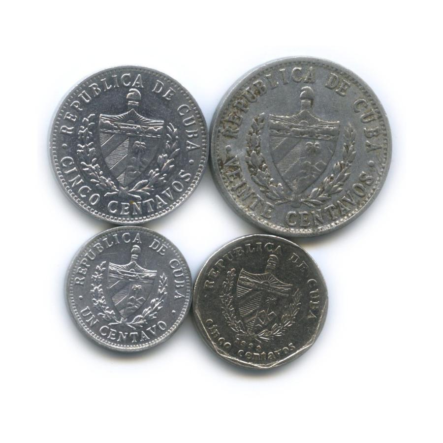 Набор монет (Куба)
