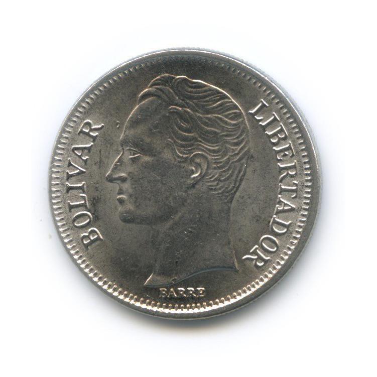 1 боливар 1989 года (Венесуэла)