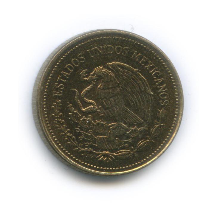 20 песо 1989 года (Мексика)