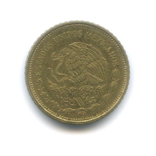 5 песо 1985 года n (Мексика)