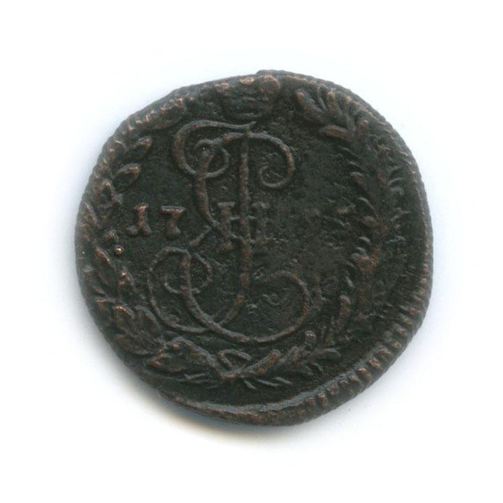 Денга (1/2 копейки) 1795 года КМ (Российская Империя)