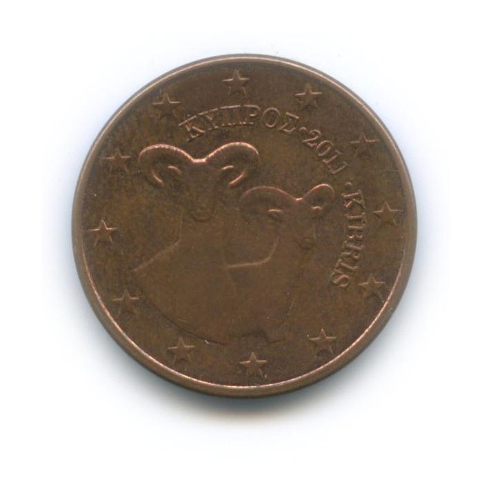 5 центов 2011 года (Кипр)