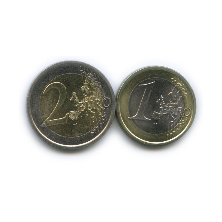 Набор монет 2009, 2011 (Сан-Марино)