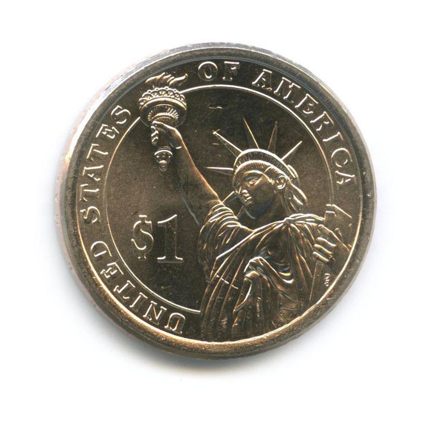 1 доллар — 38-й Президент США - Джералд Рудольф Форд (1974-1977) 2016 года P (США)