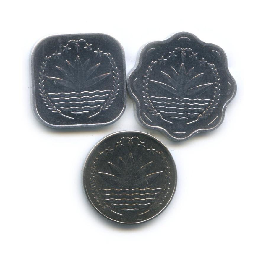 Набор монет (Бангладеш)