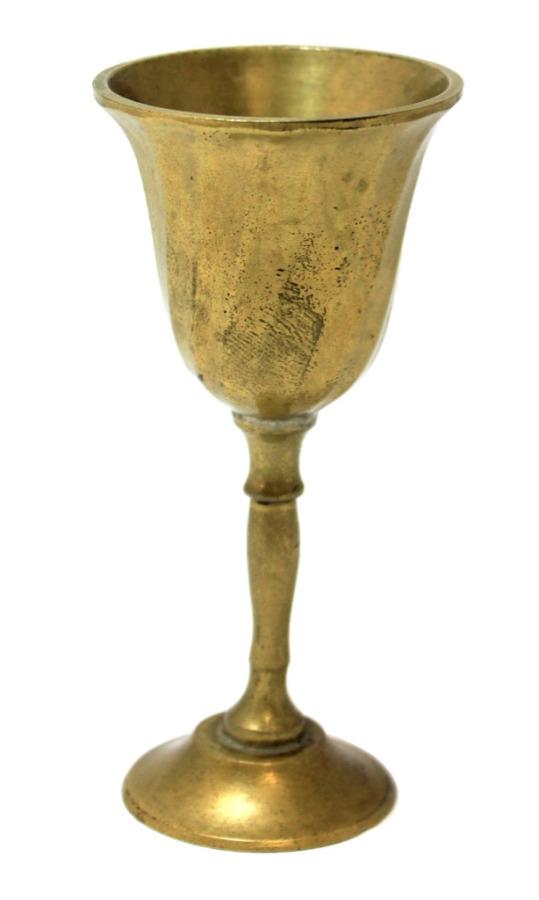 Рюмка (латунь, 9 см)