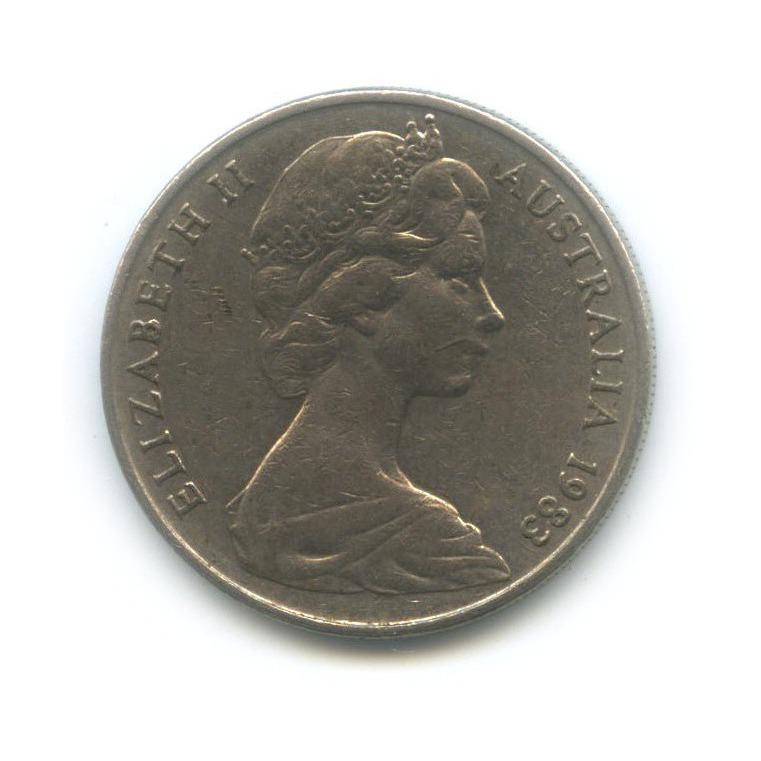 10 центов 1983 года (Австралия)