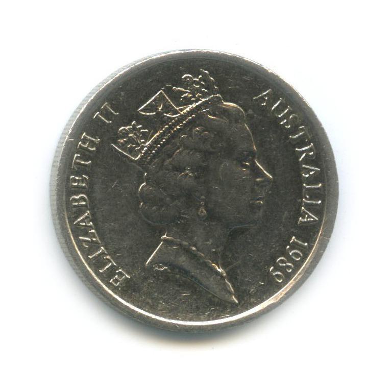 10 центов 1989 года (Австралия)