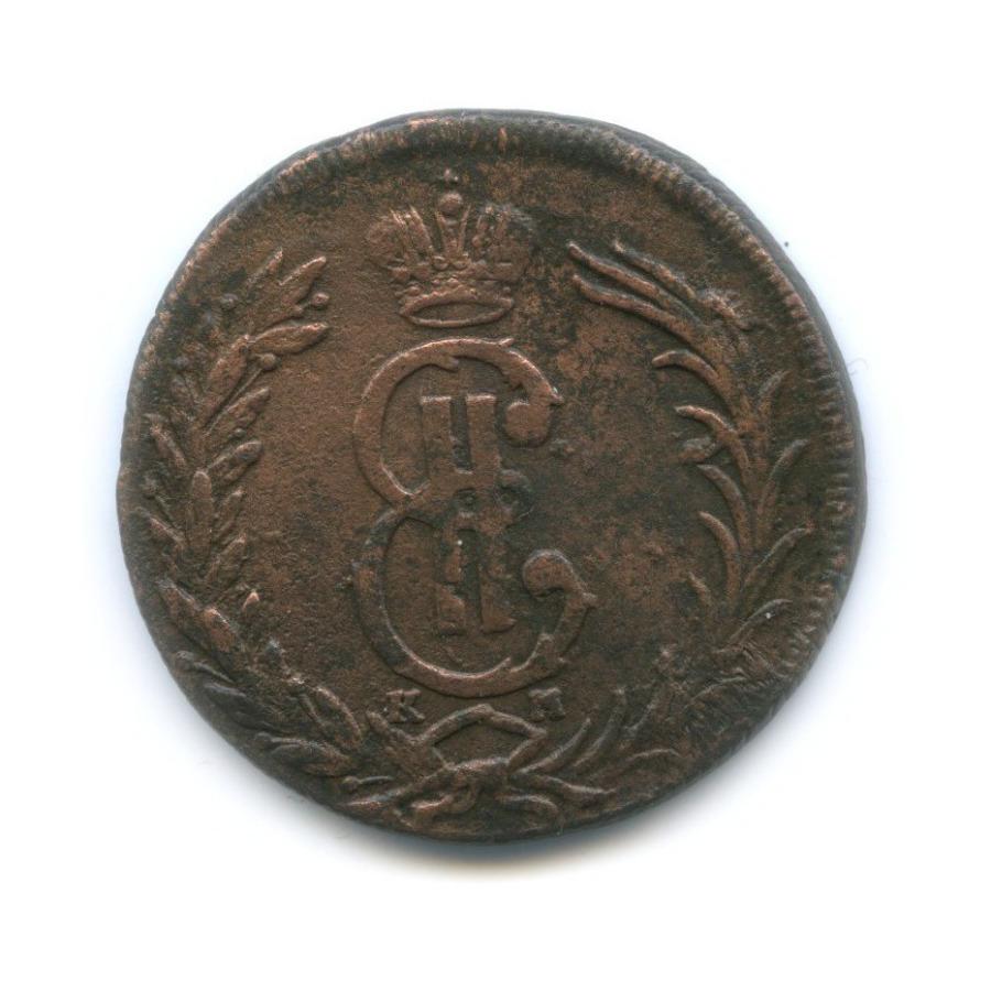 2 копейки 1768 года КМ (Российская Империя)